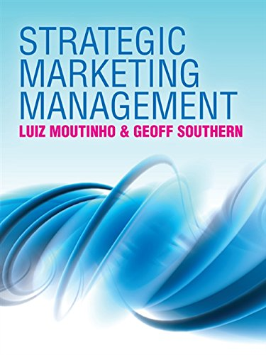 9781844800001: Strategic Marketing Management: A Process Based Approach