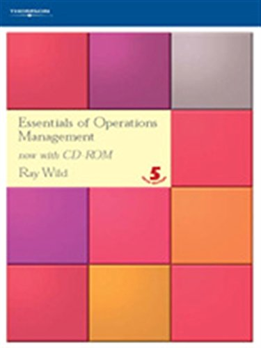 9781844800520: Essentials of Operations Management