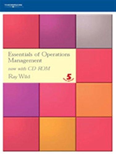 9781844800520: Essentials of Operations Management