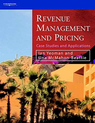 9781844800629: Revenue Management and Pricing: Case Studies and Applications