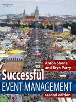 Successful Event Management: Shone, Anton; Parry,