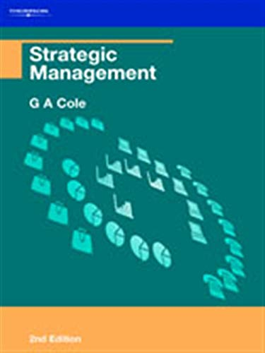 9781844800872: Strategic Management