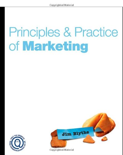 9781844801206: Principles and Practice of Marketing