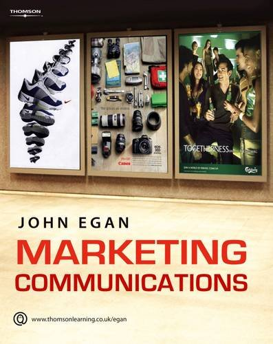 9781844801213: Marketing Communications