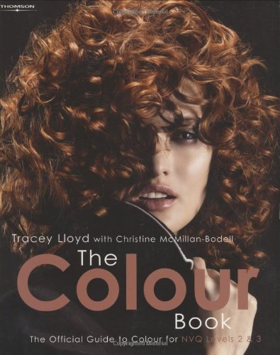 The Colour Book: The Official Guide to: McMillan-Bodell, Christine, Lloyd,