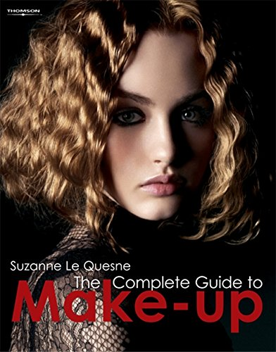 9781844801442: The Make-Up Book: The Official Guide to Make-Up at Levels 2 and 3 (Hairdressing and Beauty Industry Authority)