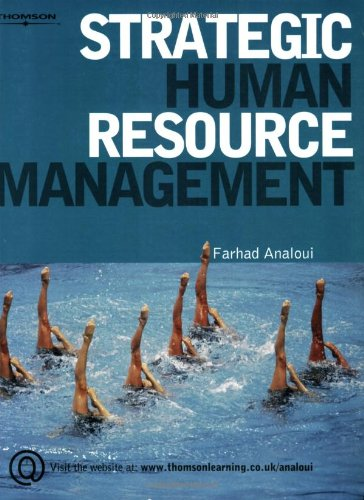 9781844801596: Strategic Human Resource Management