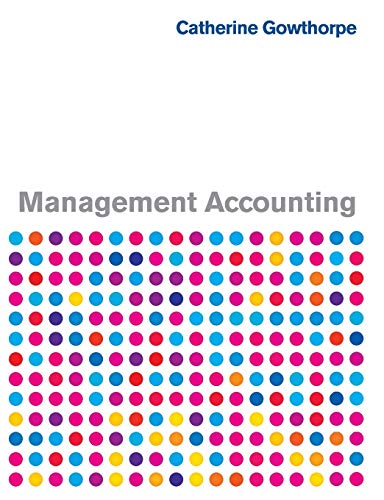 9781844802043: Management Accounting