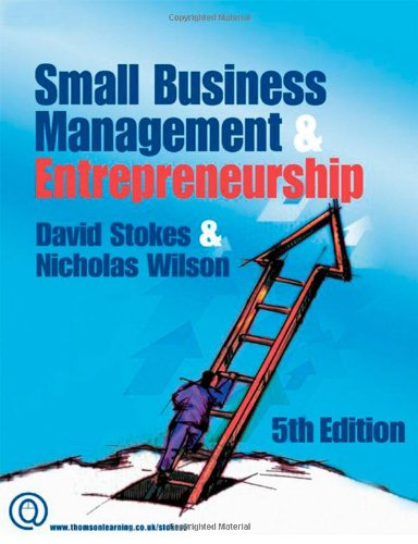 9781844802241: Small Business Management and Entrepreneurship