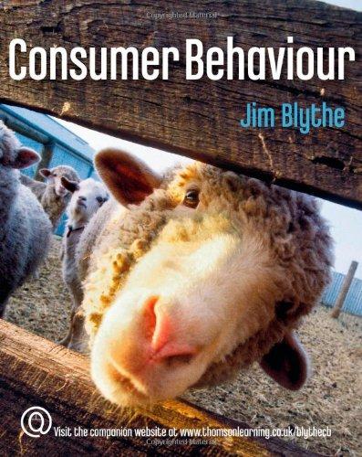 9781844803811: Consumer Behaviour