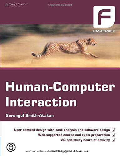 9781844804542: The FastTrack to Human-Computer Interaction