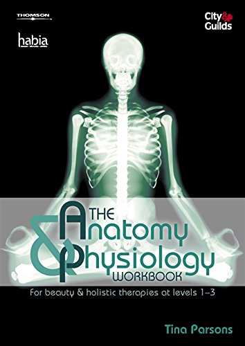 The Anatomy and Physiology Workbook: For Beauty and Holistic Therapies at Levels 1-3: Parsons, Tina