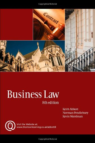 Business Law: Keith Abbott, Norman