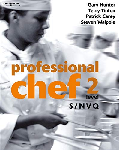 9781844805051: Professional Chef - Level 2 - S/NVQ