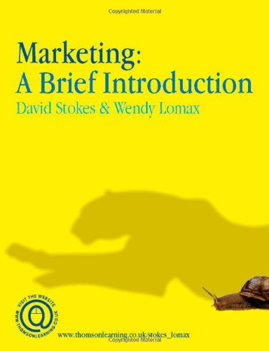 9781844805525: Marketing: A Brief Introduction