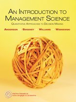 9781844805952: An Introduction to Management Science: Quantitative Approaches to Decision Making, 12th Edition