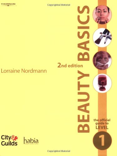 9781844806942: Beauty Basics: The Official Guide to Level 1