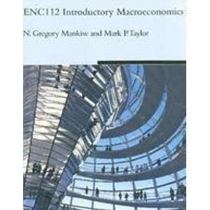 Enc112 Intro Macroeconomics: Mankiw Taylor
