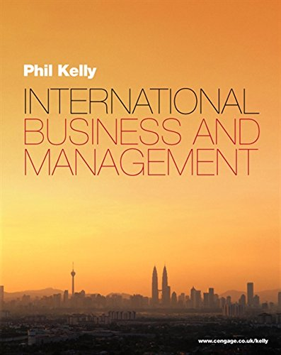 International Business and Management: Kelly, Phil