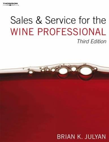 9781844807895: Sales and Service for the Wine Professional