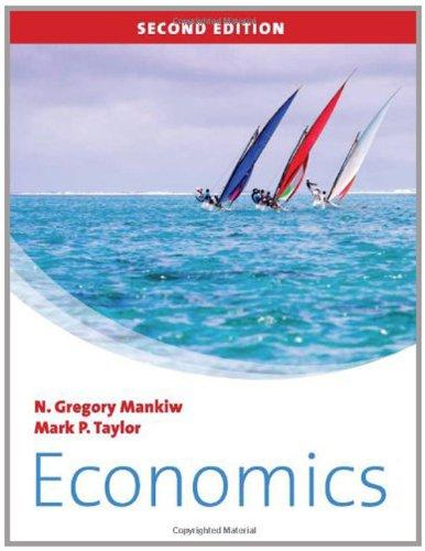 Economics: N. Gregory Mankiw,
