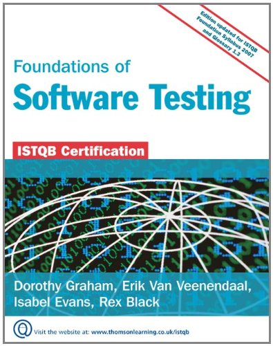 9781844809899: Foundations of Software Testing: ISTQB Certification