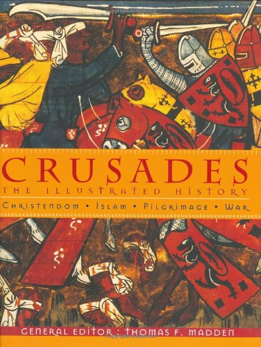 9781844830404: Crusades: The Illustrated History
