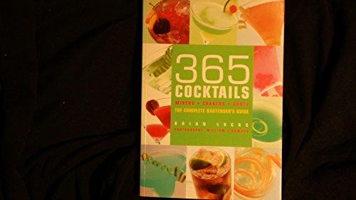 9781844830909: 365 Cocktails