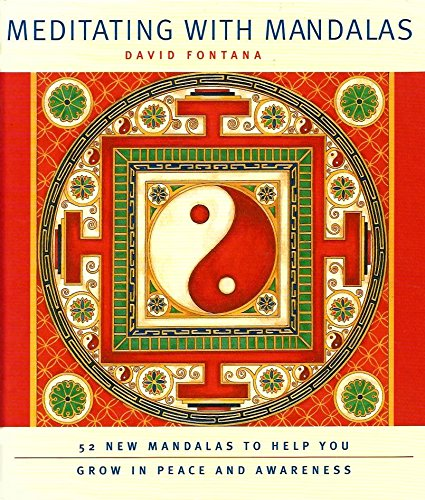 9781844831401: Meditating With Mandalas - 52 New Mandalas To Help You Grow In Peace And Awareness