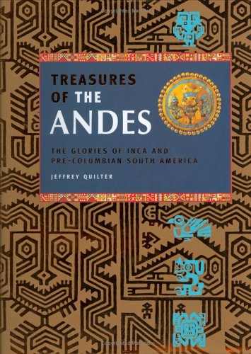 9781844831494: Treasures of the Andes: The Glories of Inca and Pre-Columbian South America