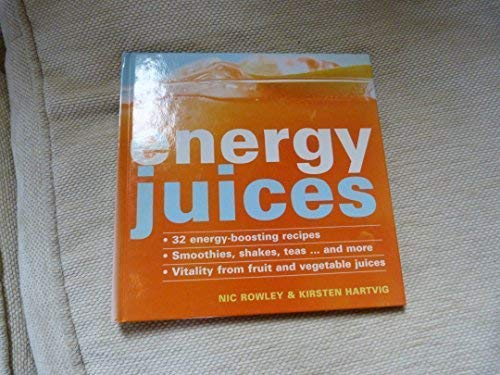 9781844832521: Energy Juices