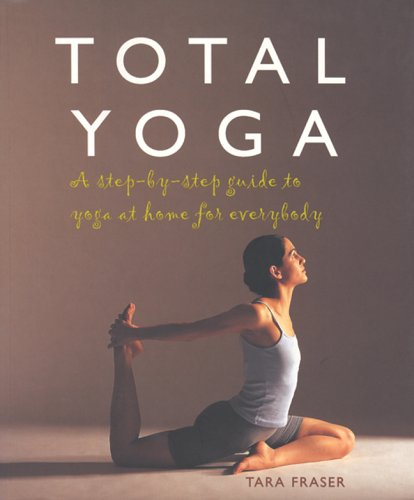 9781844833337: Total Yoga: A Step-By-Step Guide to Yoga at Home for Everybody (Coffee With)