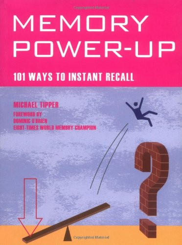 9781844833863: Memory Power Up: 101 Ways to Instant Recall (Mind Zone)