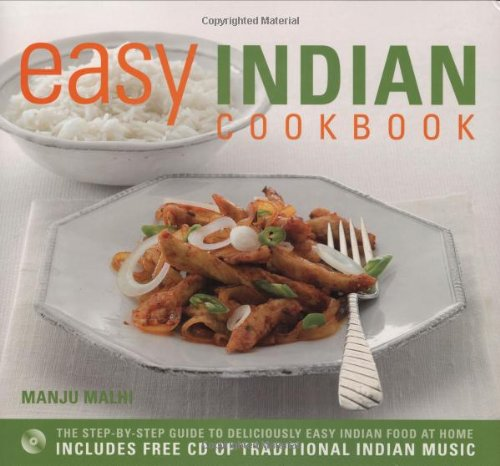 9781844835836: The Easy Indian Cookbook: The Step-by-step Guide to Deliciously Easy Indian Food at Home (Easy Cookbook)