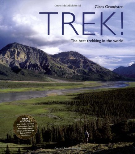 9781844836895: Trek!: The Best Trekking in the World