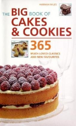9781844838349: Big Book of Cakes and Cookies: 365 Much-loved Classics and New Favourites