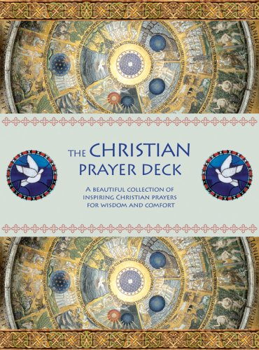9781844838417: The Christian Prayer Deck: A Beautiful Collection of Inspiring Christian Prayers for Wisdom and Comfort