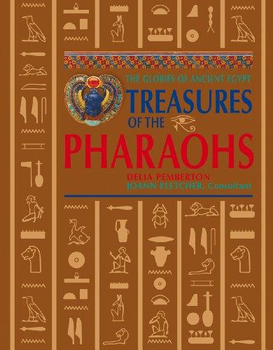 9781844839759: Treasures of the Pharaohs. Delia Pemberton with Joann Fletcher