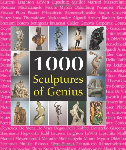 9781844842155: 1000 Sculptures of Genius (The Book Collection) (Book Series)