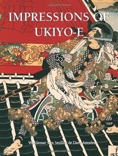 9781844843886: Impressions of Ukiyo-E (Magnus Series)