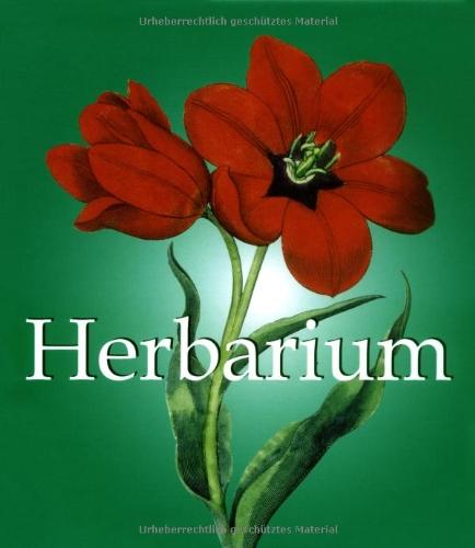 Herbarium Parkstone International 9781844845507 Gebundene Ausgabe