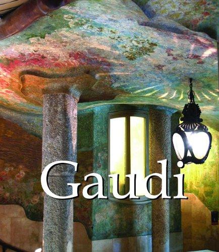9781844845873: Gaudi (Mega Square)