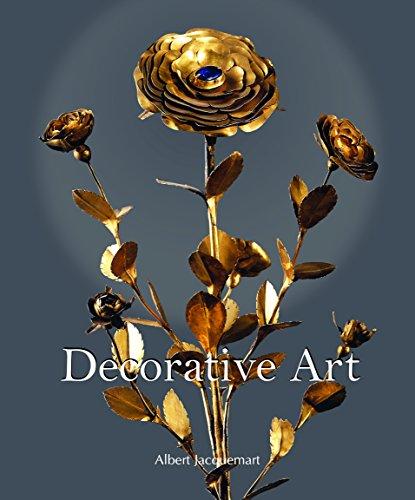 Decorative Art (Hardcover): Albert Jacquemart