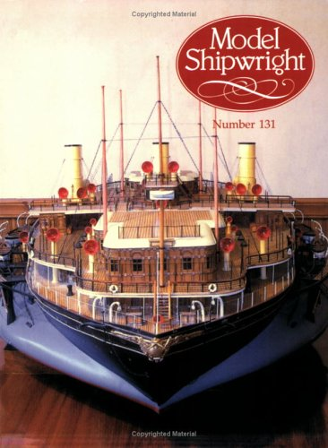 Model Shipwright No. 131: Bowen J Staff