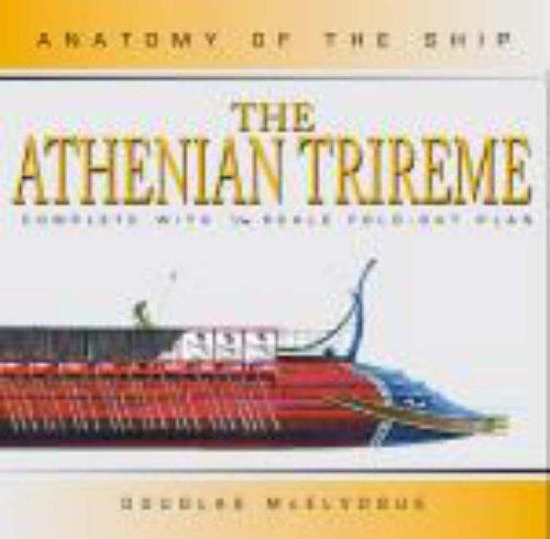 9781844860258: The Athenian Trireme (Anatomy of the Ship)