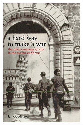 A Hard Way to Make a War: Ian Gooderson