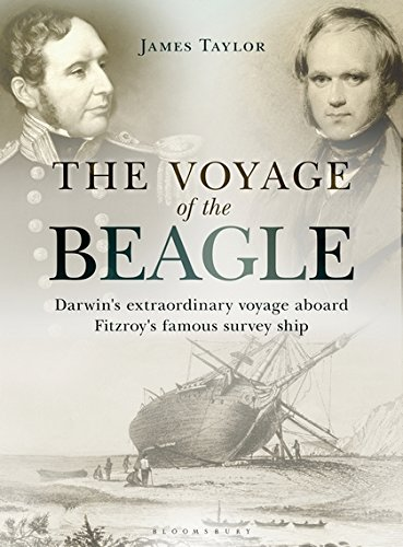 9781844860661: The Voyage of the Beagle: Darwin's Extraordinary Adventure in Fitzroy's Famous Survey Ship