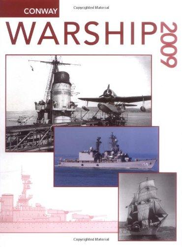 9781844860890: Warship 2009