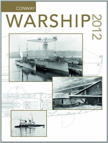 9781844861569: Warship 2012 (Warship (Conway Maritime Press))