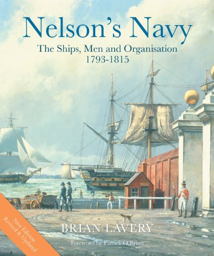 Nelson's Navy: Brian Lavery